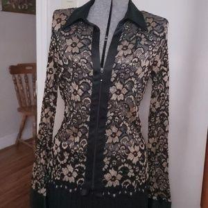 Beautiful dressy blouse